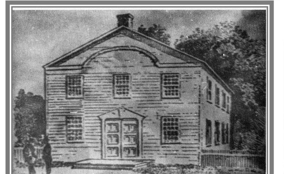 Sketch from The Settler's Dream