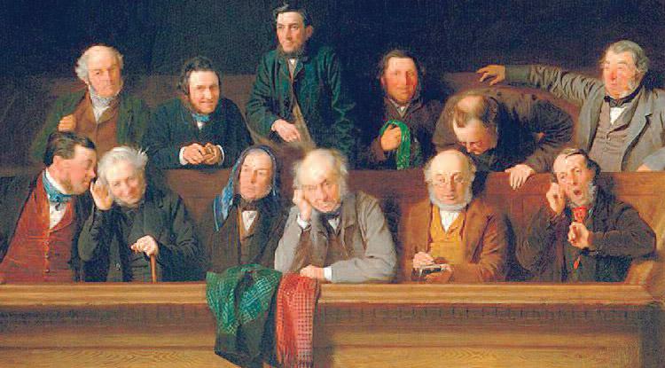 The Jury by John Morgan 1861 Courtesy of en.wikipedia.org